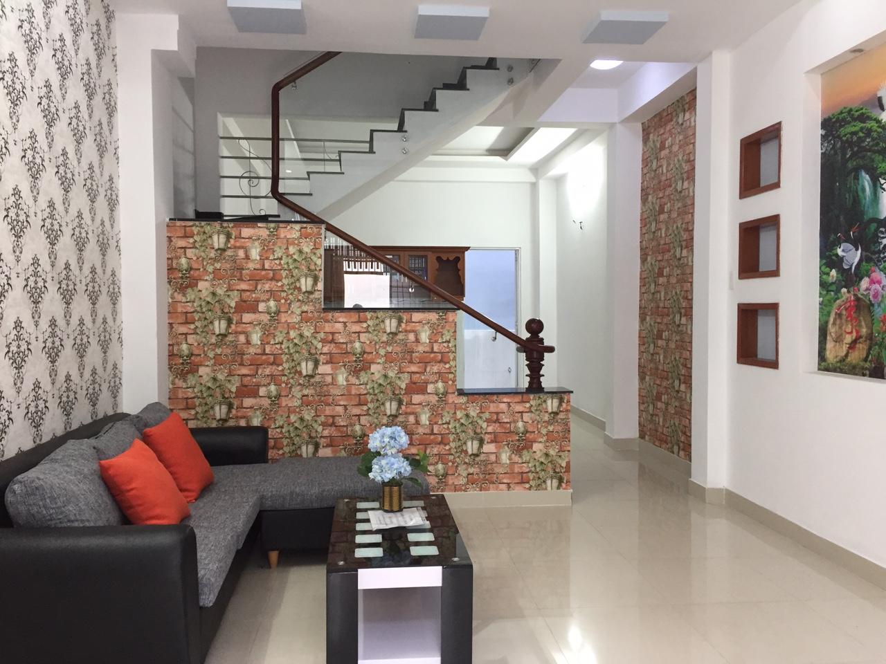 Bán nhà Gò Vấp Quang Trung Phường 10