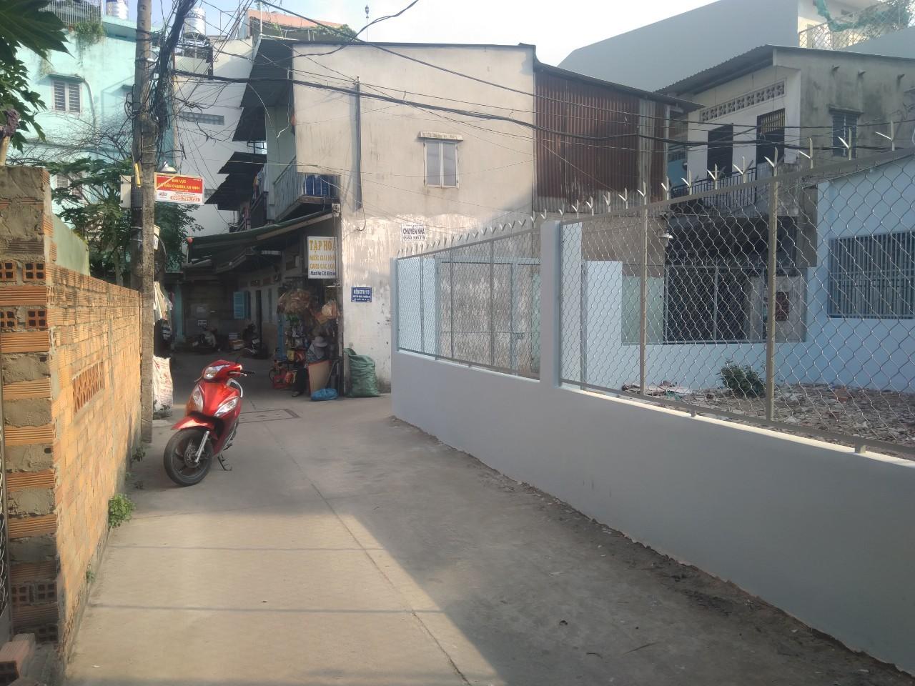 Bán đất Gò Vấp Nguyễn Oanh