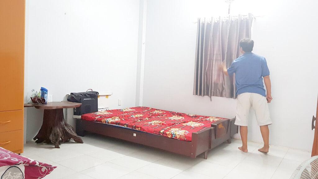 Bán nhà Q12 Phòng ngủ