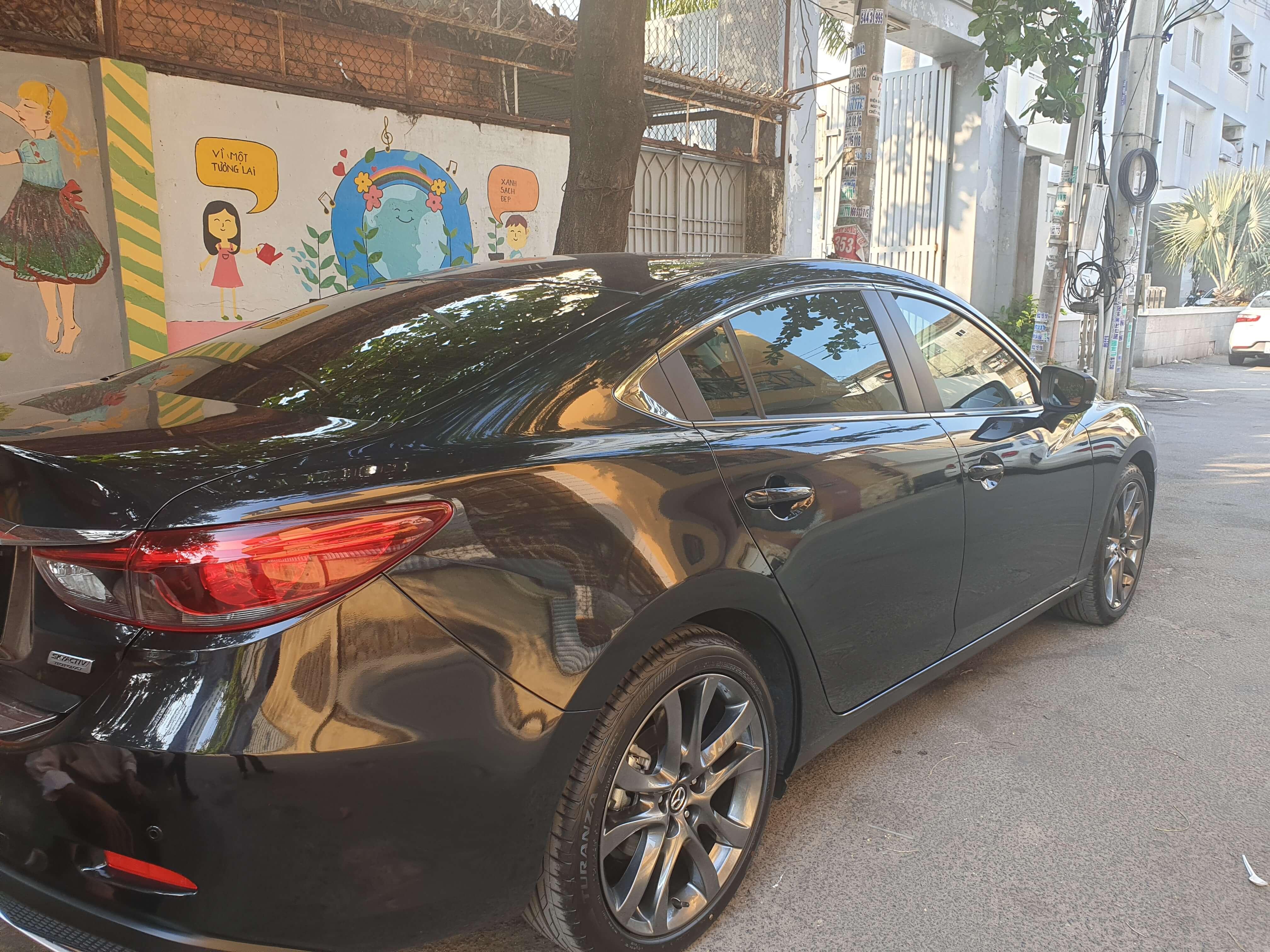Mazda 6 Premium 2.0 G